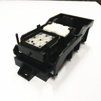 vilaxh For Epson DX5 Ink Cap Station Assembly For Mimaki JV5 JV33 TS3 CJV30 Printhead Cleaning Capping Station