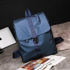Image 3 - Мужской рюкзак для путешествий, водонепроницаемый вместительный повседневный рюкзак для ноутбука, сумка для компьютера, школьный рюкзак, женский маленький рюкзак