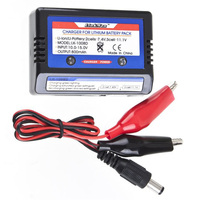 New 7 4 11 V 2S 3S Lipo Battery Balance Charger For RC Helicopter Quadcopter