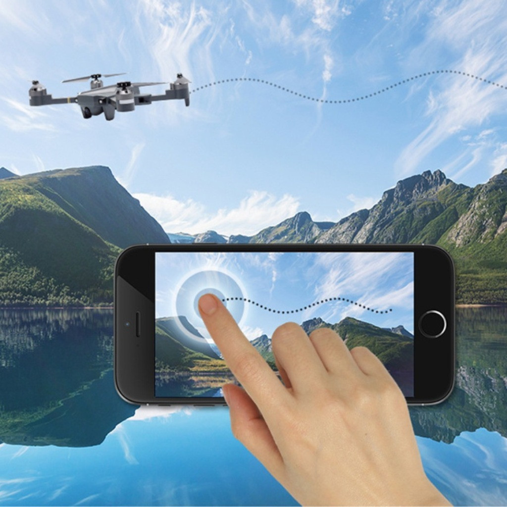 Drones With Camera HD XT-1 PLUS Foldable RC Drone Profissional HD Camera WIFI Pocket Drone Selfie Fold Quadcopter Rc Helicopter