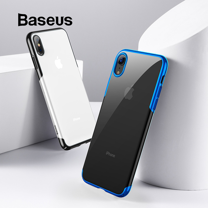 Baseus For iPhone X Xs Case Luxury Plating Hard Plastic Phone Case For iPhone Xs XR XS Max 2018 Cases Thin Back Cover CoqueBaseus For iPhone X Xs Case Luxury Plating Hard Plastic Phone Case For iPhone Xs XR XS Max 2018 Cases Thin Back Cover Coque