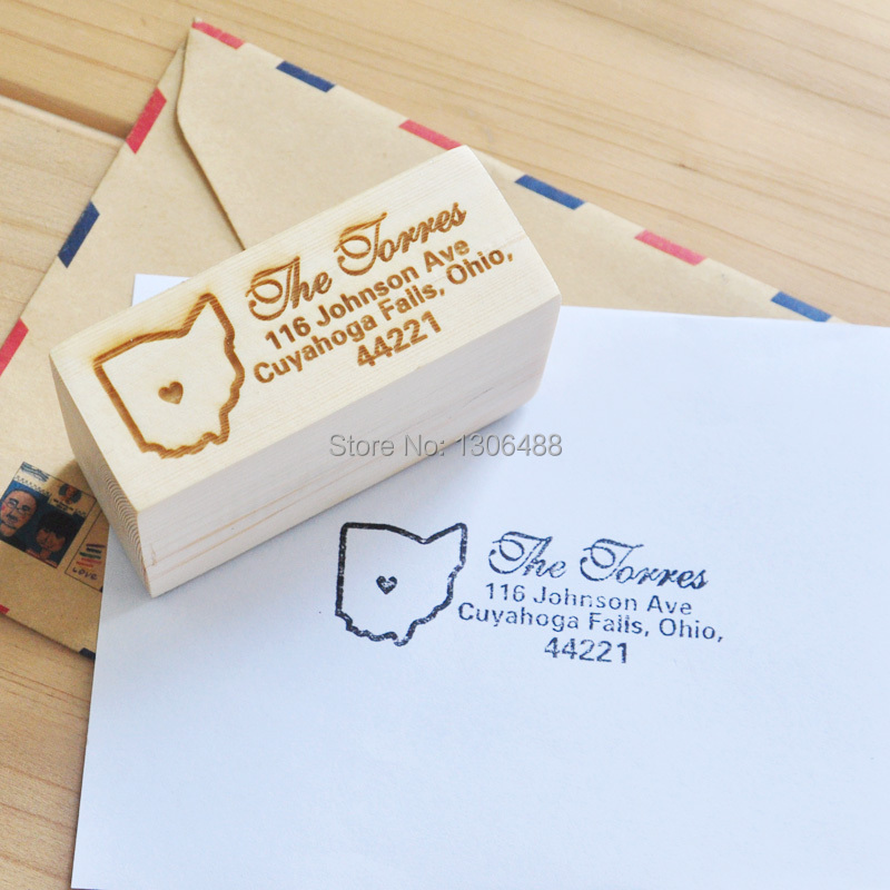 76c6985be7 US $7.99 20% OFF|Personalized wedding stamp, Wood stamp Wedding Invitation,  Save the Date, Customize Stamp with Your names&date, 5 styles-in Stamps ...