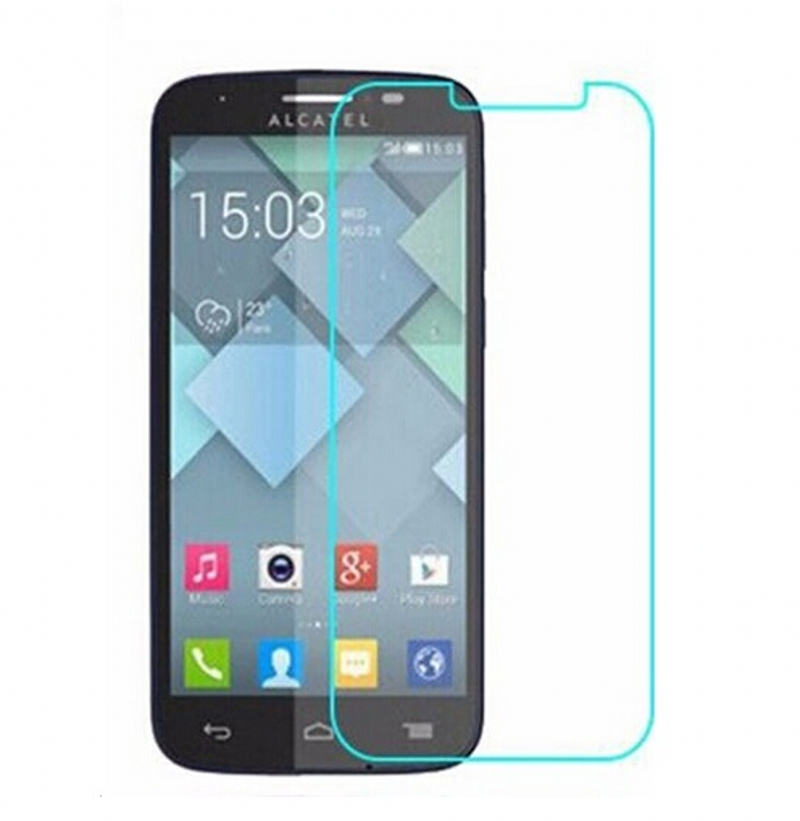 """2 Pack Clear Tablet Screen Protector Guard For 8/"""" Alcatel One Touch POP 8"""