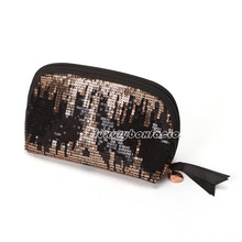 Wholesale Designer Unique Spacious Cosmetic Make up Bag Travel Organizer Toiletry Bag Pouch Free shipping