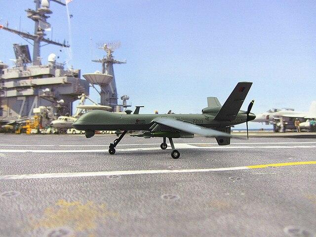 Mq 9 Af1 Tod Reaper Amerikanischen Aufklarung Flugzeug Modell
