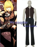 Anime Death Note Cosplay costumes Cosplay party cloth Mello Men's boy's Party Costume for Halloween Freeshipping