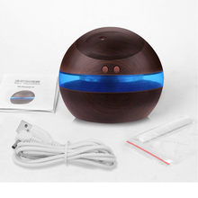 USB-Powered Air Humidifier/Essential Oil Diffuser with 300 ml Capacity