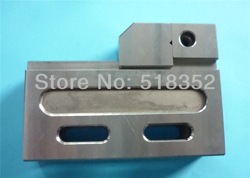 Precision Wire Cutting EDM Vise in Stainless, Wire Cut EDM Jig Tools цена