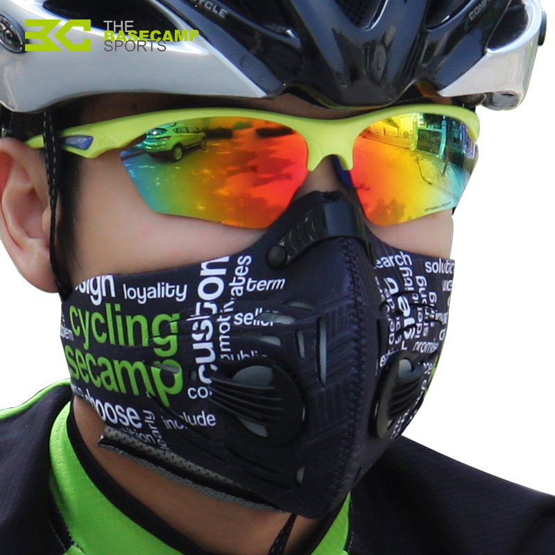 Basecamp men Cycling Mask exercise Mask Cotton female breathable Windproof sport jogging Cover face shield bike motorcycle Scarf