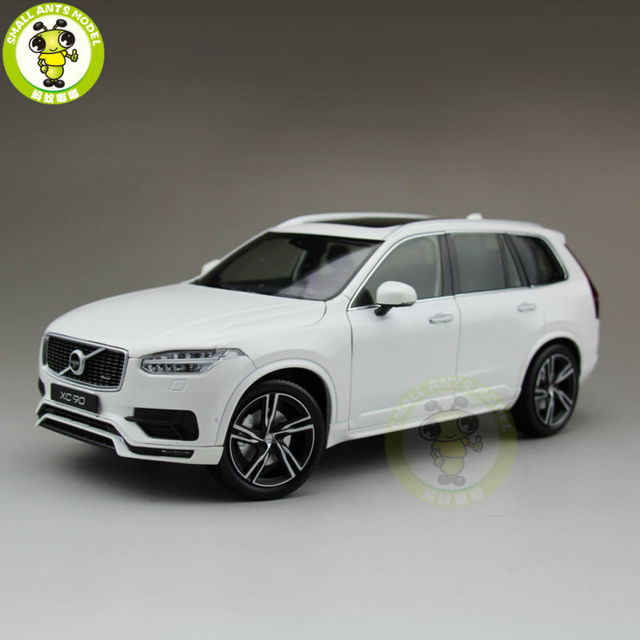 118 Welly Gtautos 11009 2015 Volvo Xc90 Diecast Model Suv Car Matte