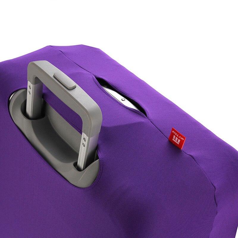 Custodia bagaglio da viaggio Custodia protettiva trolley da viaggio - Organizzazione e deposito in casa - Fotografia 4