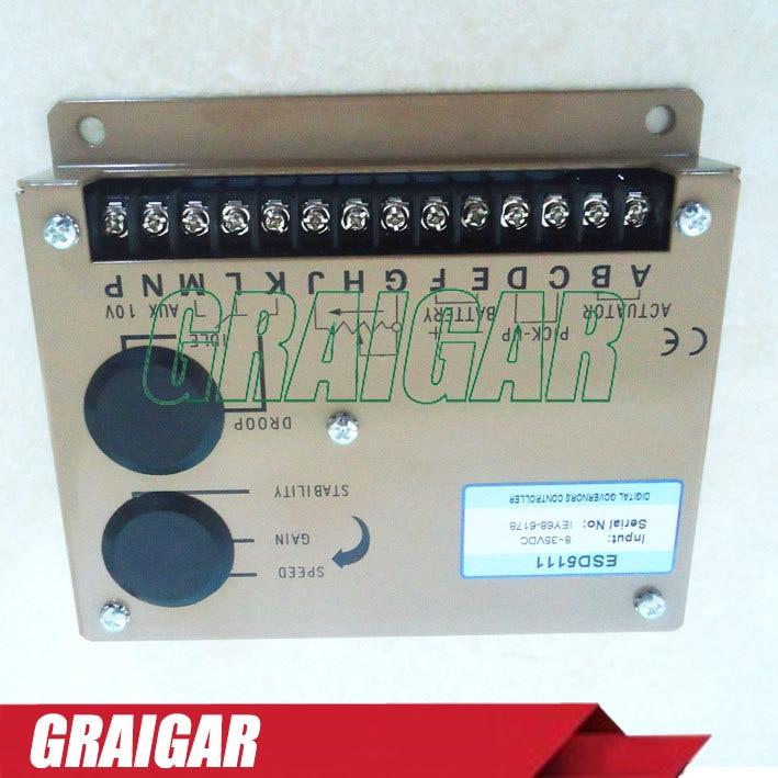 ФОТО Engine Speed controller ESD5111 Generator parts