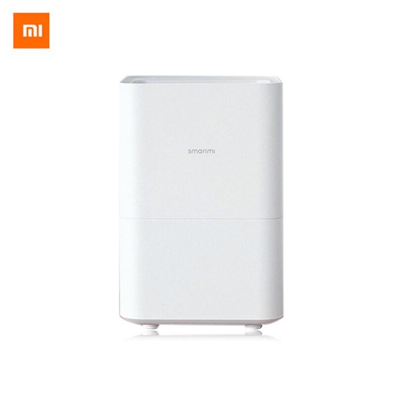 Xiaomi Smartmi Pur Humidificateur D'air Avec 4L Grande Capacité Réservoir D'eau Automatique Évaporation Mist Maker Home Bureau marque