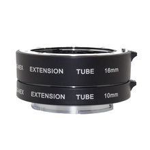 DG-NEX Auto Focus AF Macro Extension Tube Full Frame for Sony E-Mount A7 AR7 A7S