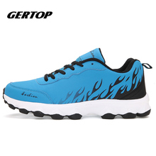 Men and Women Running Shoes Athletic Zapatillas Light Sports Shoes Walking Sneakers Trainers