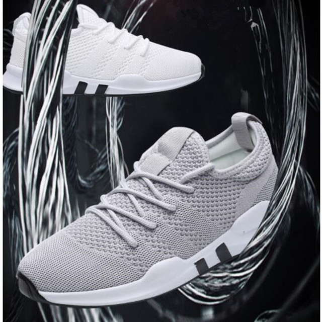Sıcak 2019 Yaz delikli Sneaker Erkekler moda rahat ayakkabılar Erkekler Hafif Aşınmaya Sneaker erkek ayakkabıları Tasarımcı