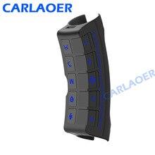 Автомобильный пульт дистанционного управления s для кнопки рулевого колеса Bluetooth пульт дистанционного управления универсальный для 2 din автомобиля android радио плеер