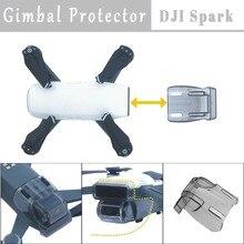 Digicam Gimbal Lens Cap Guard Entrance 3D Sensor System Display Hood Built-in Protecting Cowl for DJI SPARK