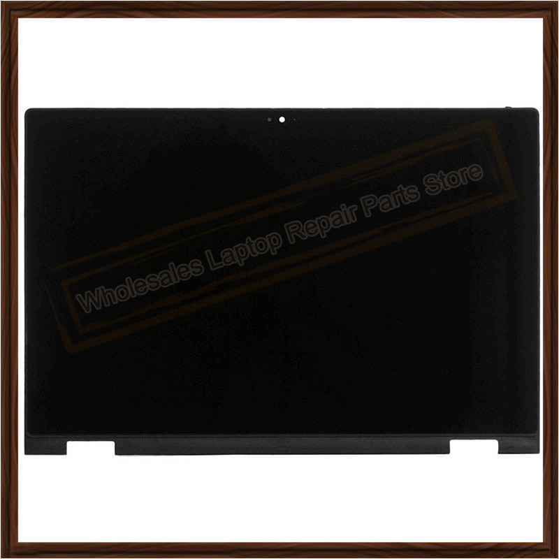 Original Touch Screen for Dell Inspiron 13 7348 7347 P57G Touch HD LED LCD Screen Digitizer Bezel Assembly