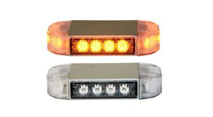 Vyšší hvězda 20cm DC12V 12W Led auto Mini výstražná světelná lišta, nouzová světelná lišta pro, warerproof
