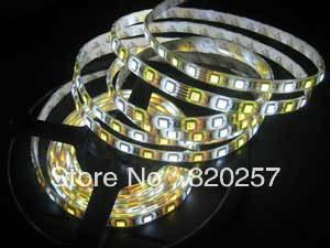 DHL EMS pulsuz göndərmə 20m / çox (5M / Reel) DC24V RGBW RGB + - LED işıqlandırma - Fotoqrafiya 1