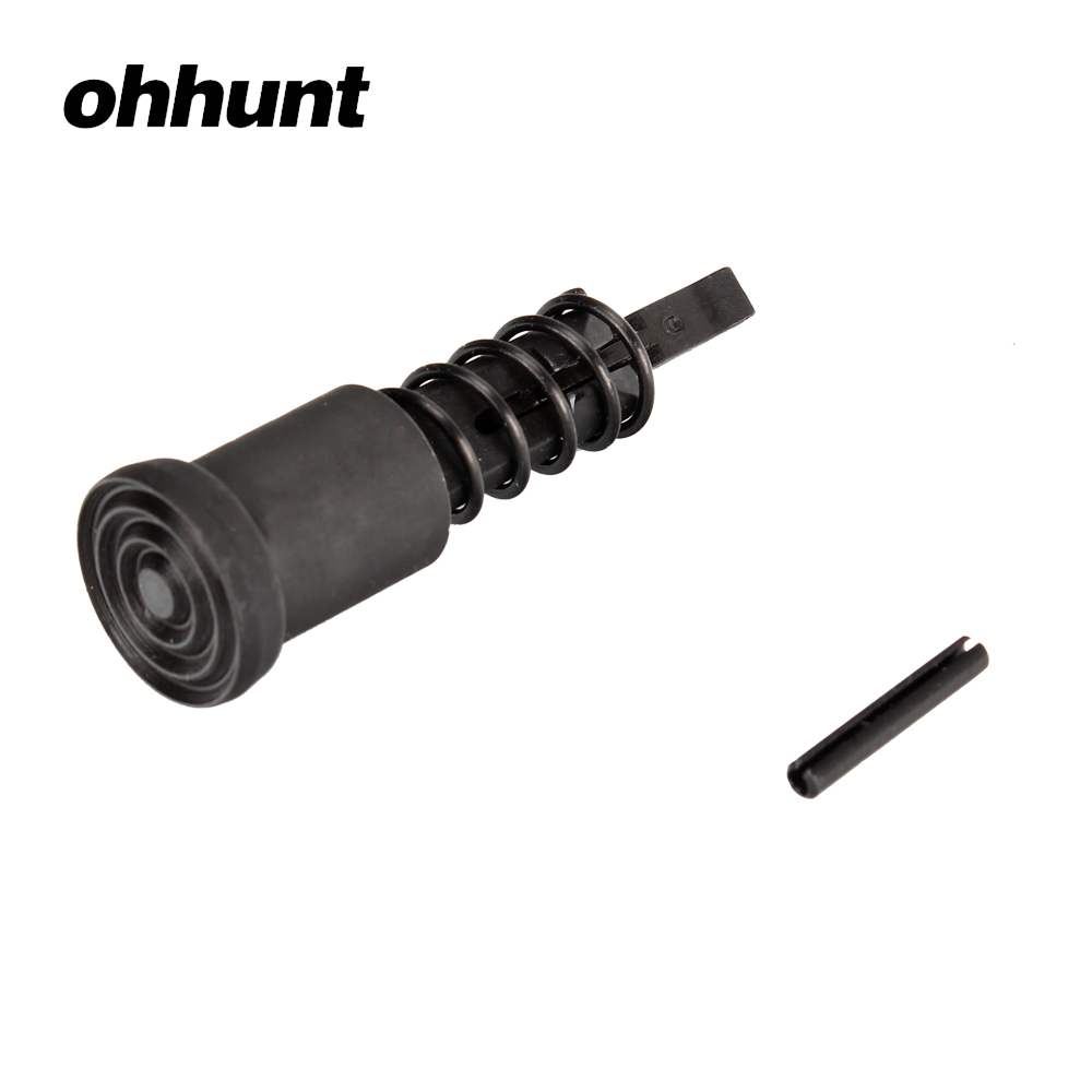 ohhunt Steel Forward Assist Dust Coverl AR15 Upper Receiver Parts Kit