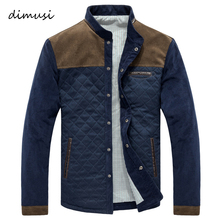 DIMUSI Men Bomber Jacket Mens Spring Autumn Windbreaker Coats Casual Corduroy Male Brand College Hommes coat,TA095