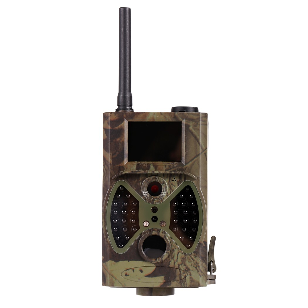 scouting hunting camera HC300M New HD 1080P GPRS MMS Digital Infrared Trail Camera GSM 2.0' LCD IR Hunter Camera hc300m scouting hunting camera gprs mms digital 940nm black infrared trail camera solar panel battery