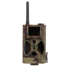 scouting hunting camera HC300M New HD 1080P GPRS MMS Digital Infrared Trail Camera GSM 2.0′ LCD IR Hunter Camera