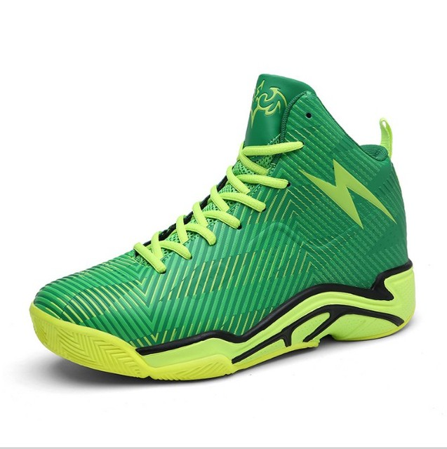 New Mens Basketball Shoes Wear Resisting Outdoor Sneakers Rubber