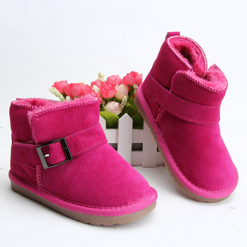 Aliexpress.com : Buy 2015 New Winter Kids Boots Girls Red Toddler ...