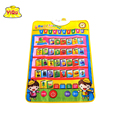 Multifunctional educational Baby Play Mat children's Carpet Baby Crawling Mat Letters Spelling and Question rug puzzle