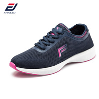 FANDEI 2017 New Design Running Shoes For Women Light Women Sneakers Breathable Mesh Women Sport Shoes