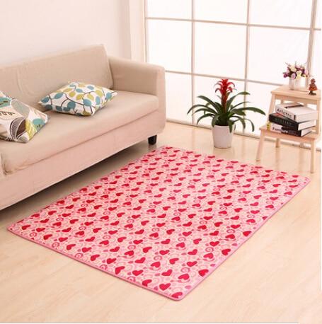 Hot Sale 15 Colors Rugs And Carpets Soft Carpet Modern Area Rug Slip ...