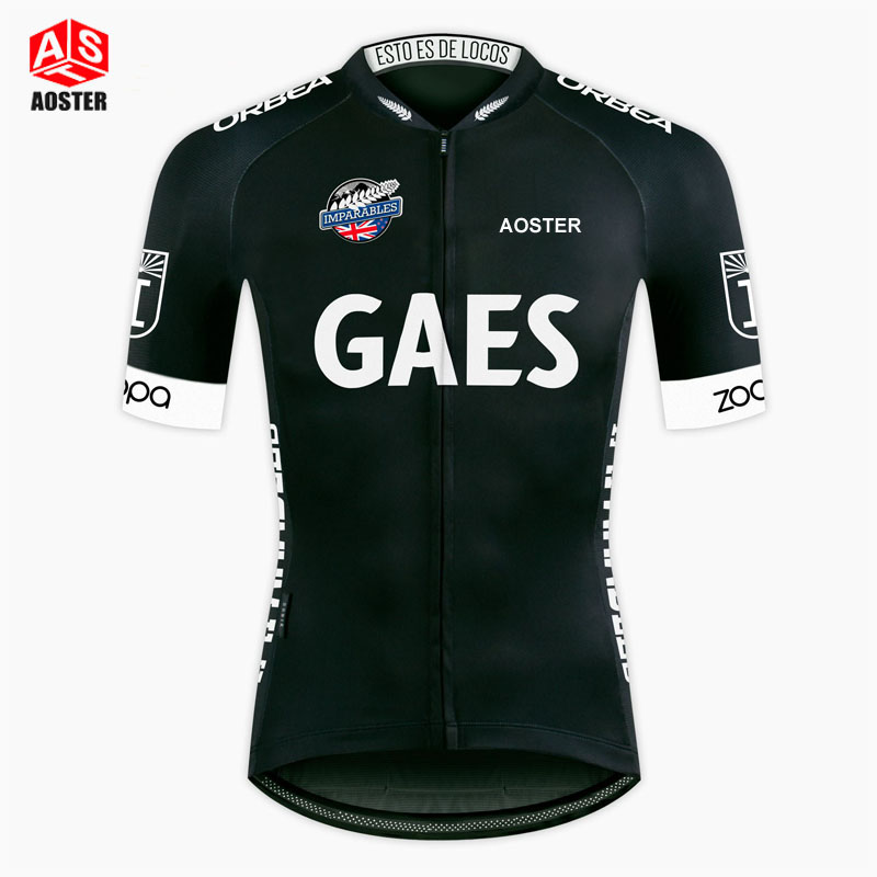 цена на AOSTER 2017 Breathable Cycling Jersey Summer MTB Road Mountain Bike Bicycle Clothing Wear Quick Dry Short Sleeves cycling Jersey