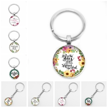 2019 Hot New He Calls Me Beautiful One Bible Verse Pendant Keyring Glass Cabochon Letter Patterns Glass Dome Keychain Gift 2019 hot new he calls me beautiful one bible verse women s bracelet glass cabochon letter patterns glass dome christian gift