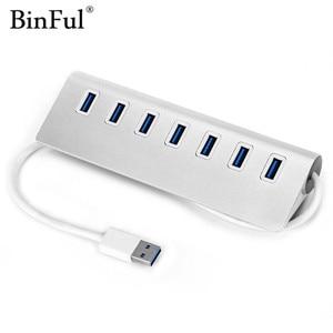 BinFul Aluminum 7 ports USB 3.