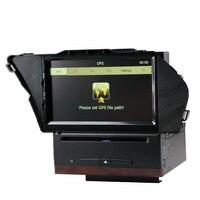 Keep Car Original Style User Interface Car DVD GPS For Mercedes Benz GLK X204 2008 2014