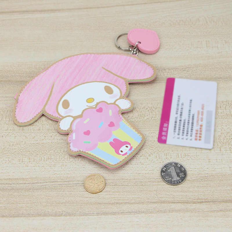 Katuner Cute Girl Gift Kawaii Melody moneda monederos titular mujeres Mini carteras dinero bolso niños moneda bolsa cremallera bolsa KB093