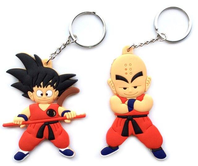 Dragon Ball Z Figure Key Chain