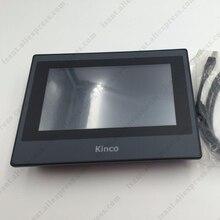 100% 오리지널 Kinco MT4434T MT4434TE 7 인치 HMI 터치 스크린 이더넷 또는 USB 호스트