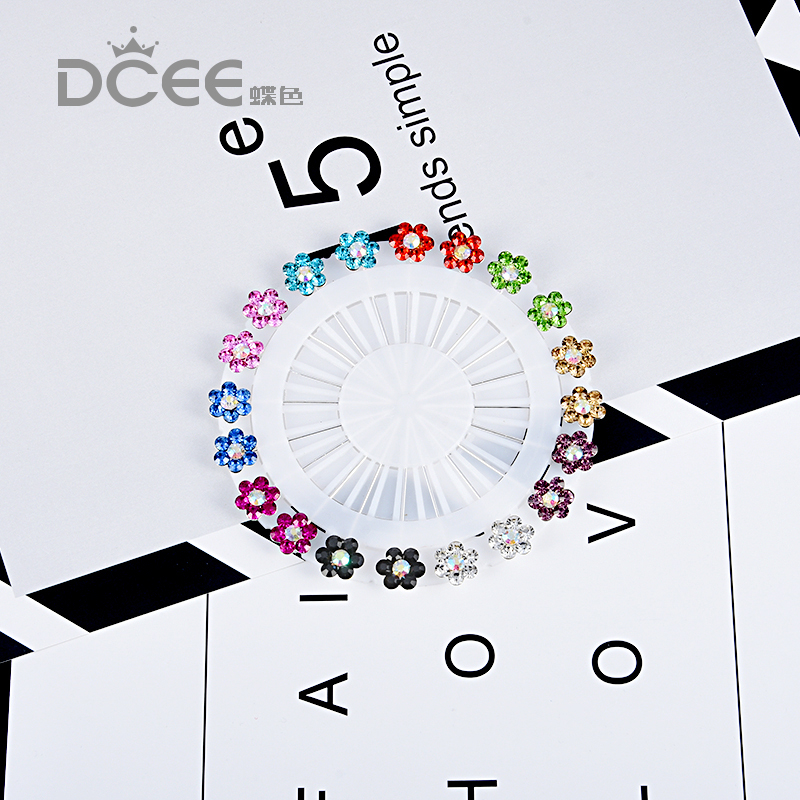 Hijab Pins Trendy Zinc Alloy Real Broche Juego De Tronos Hijab Pins Brooches Wholesale Muslim For Women Safety Scarf Mixed