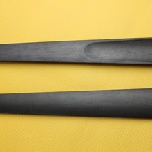 1 pcs high quality Violin Fingerboard 4/4 Ebony Fingerboard-Fine Natural Ebony