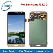 La confianza electrónica Hecha en China LCD Para Samsung Galaxy J3 2016 J320FN J320A J320P J320Y No Puede Ajustar El Brillo digitalizador de Reemplazo