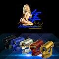 3D Sex Lady Motocicleta Logotipo Projetor Laser Santo Sombra de Luz LED para Hayabusa Universal (3018)