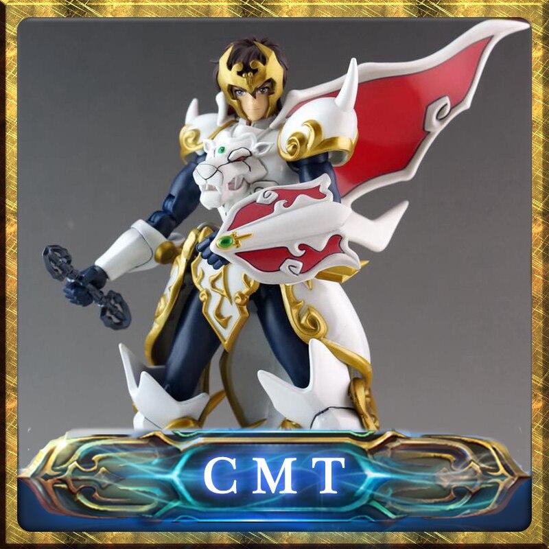 CMT In Stock Dasin model Great Toys Tenkuu Senki Shurato Metal Armor With Objec Action Figure