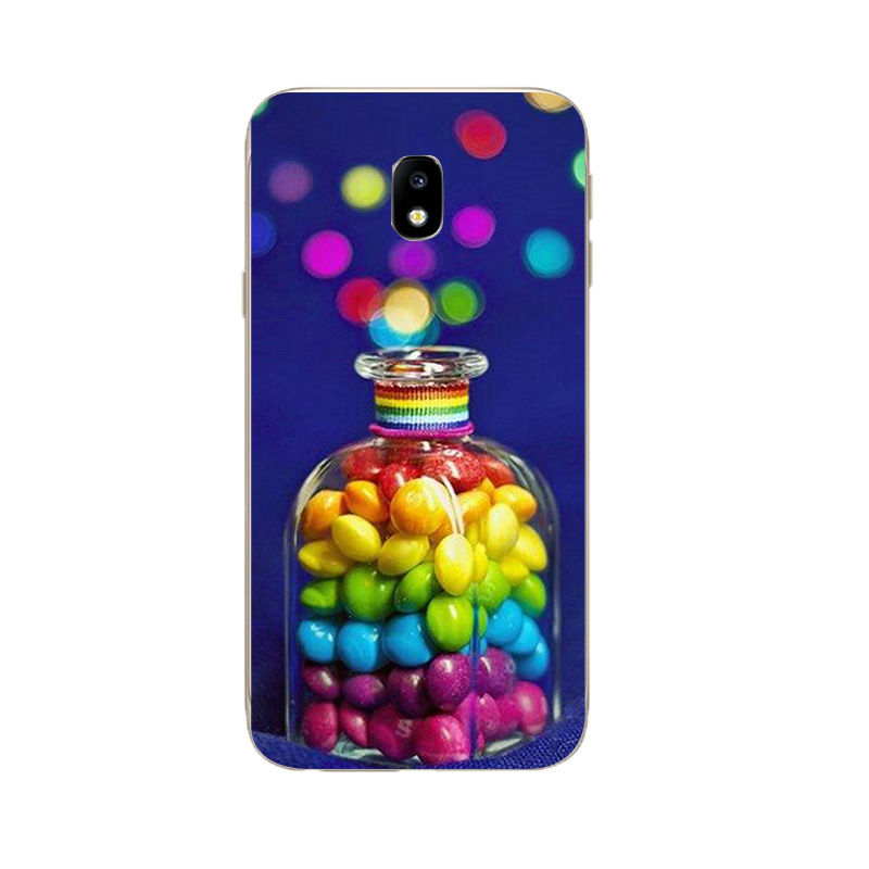 Candy Color Samsung Galaxy Phone Cases