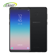 "Samsung Galaxy A9 G8850 4G LTE Mobile Phone 6.3"" FHD Screen 3700mAh 4GB+ 64GB Octa-core Front Camera 24MP Android Cellphone (China)"