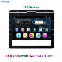 Aoluoya 9 IPS 2G RAM 32G ROM Quad Core 2 Din Android CAR Radio DVD GPS player For Toyota Land Cruiser 200 LC200 2016 2017 WIFI
