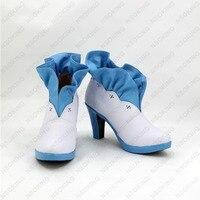 New THE IDOLM@STER Cinderella girls uzuki shimamura Cosplay Boots Anime Shoes Custom Made